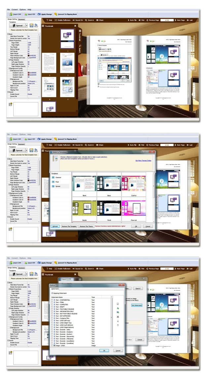 Windows 7 CHM to Flash Flipping Book 2.7 full