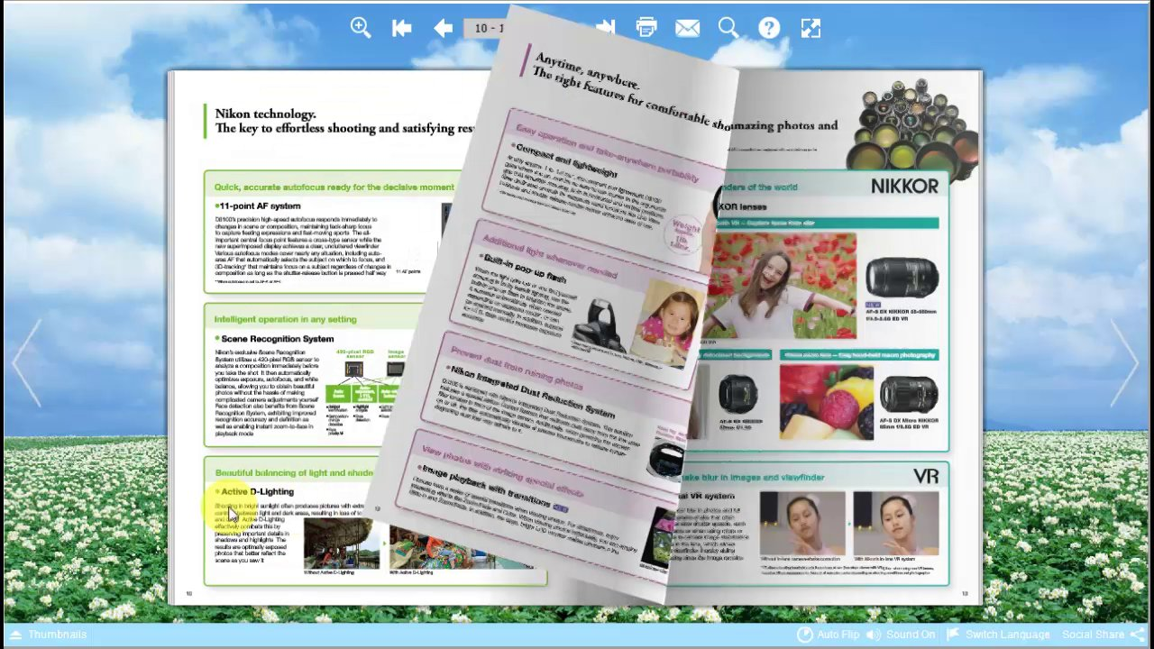 Windows 7 Free page flip effect ebook maker 5.0.9 full