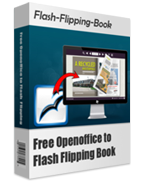 Free OpenOffice to Flash Flipping Book