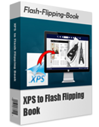 boxshot of XPS to Flash Flipping Book