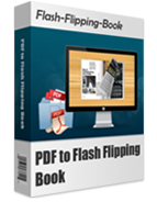 boxshot of PDF to Flash Flipping Book