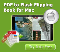 pdf to flash flipping book for mac